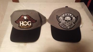 H.O.G. Ball Caps