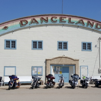 5 - Danceland, best bikes only
